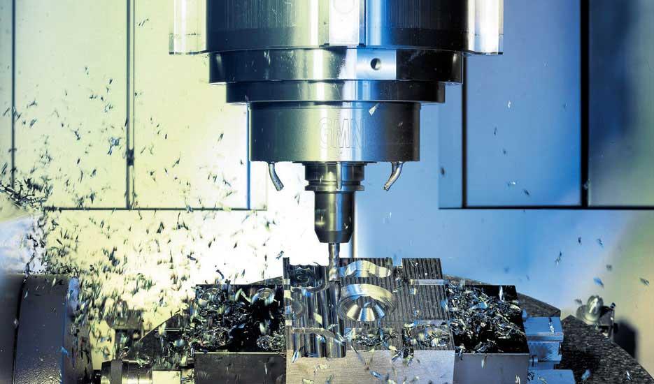 GMN قطعات ماشین کاری